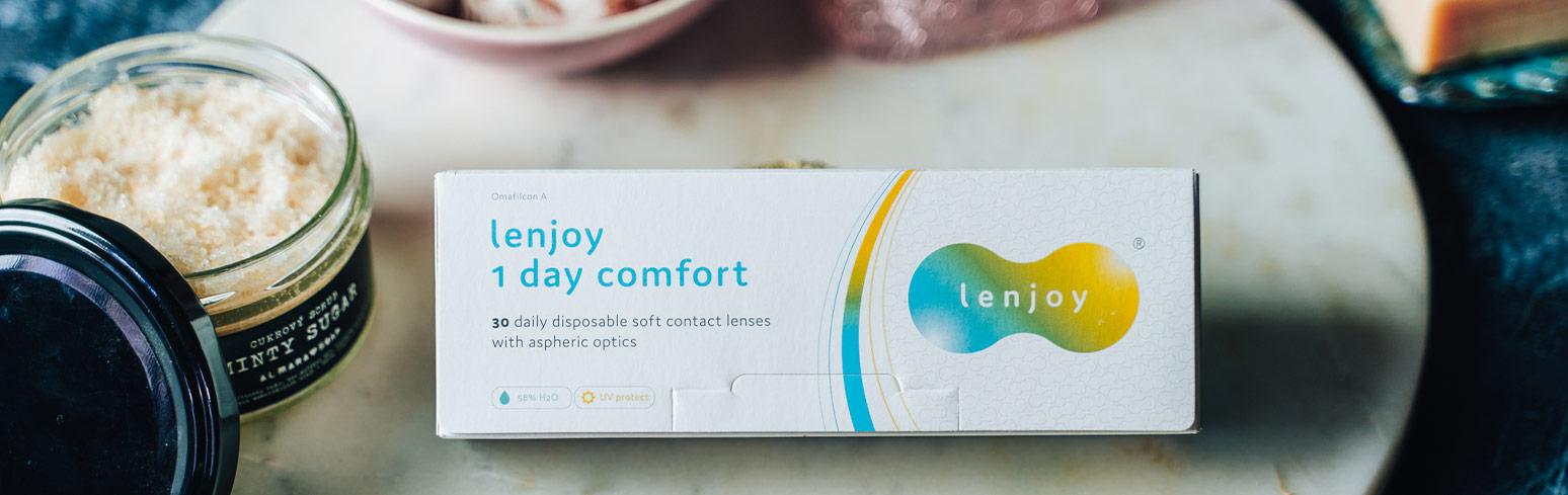 kontaktni cocky Lenjoy daily